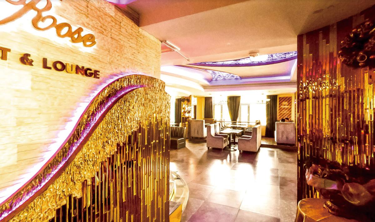 Golden Rose Restaurant and Lounge