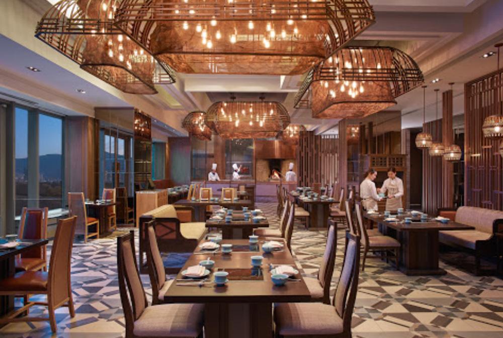 Hutong Restaurant, Shangri-La Hotel, Ulaanbaatar
