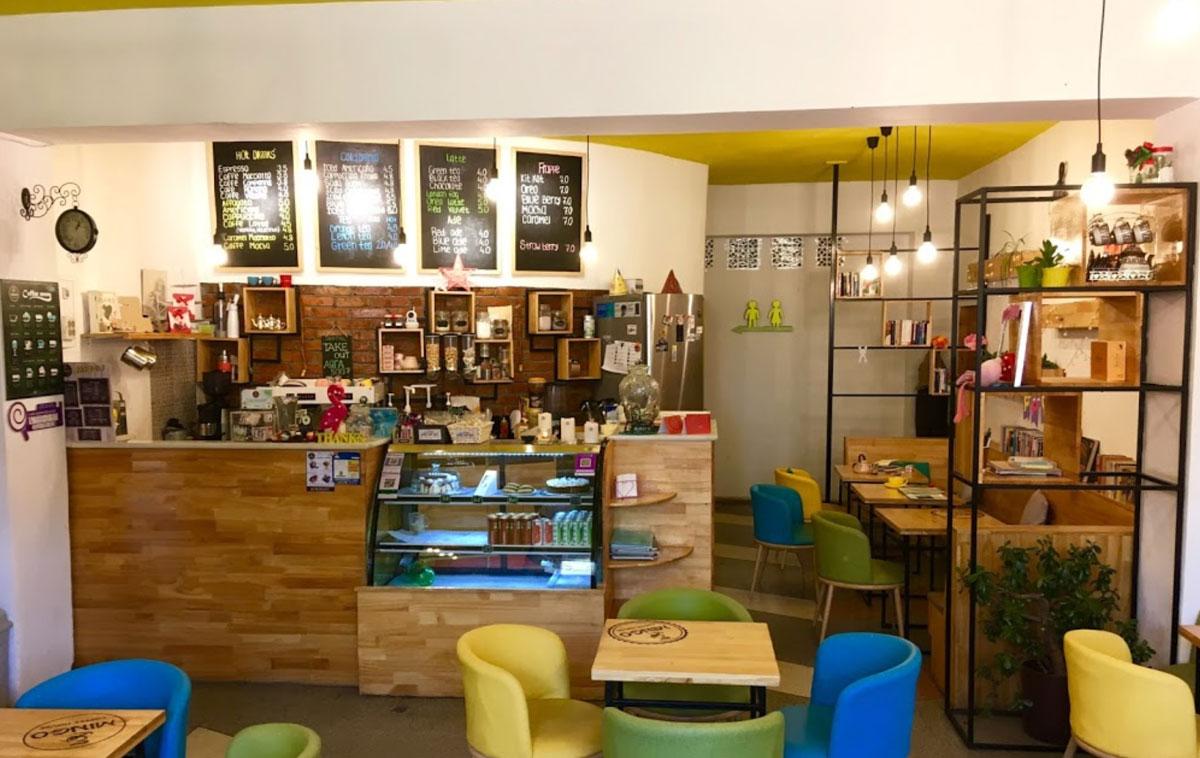 MINGO Coffee House
