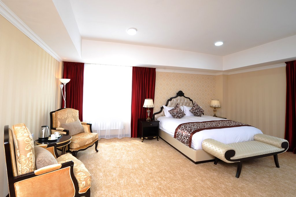 Alpha Hotel Mongolia