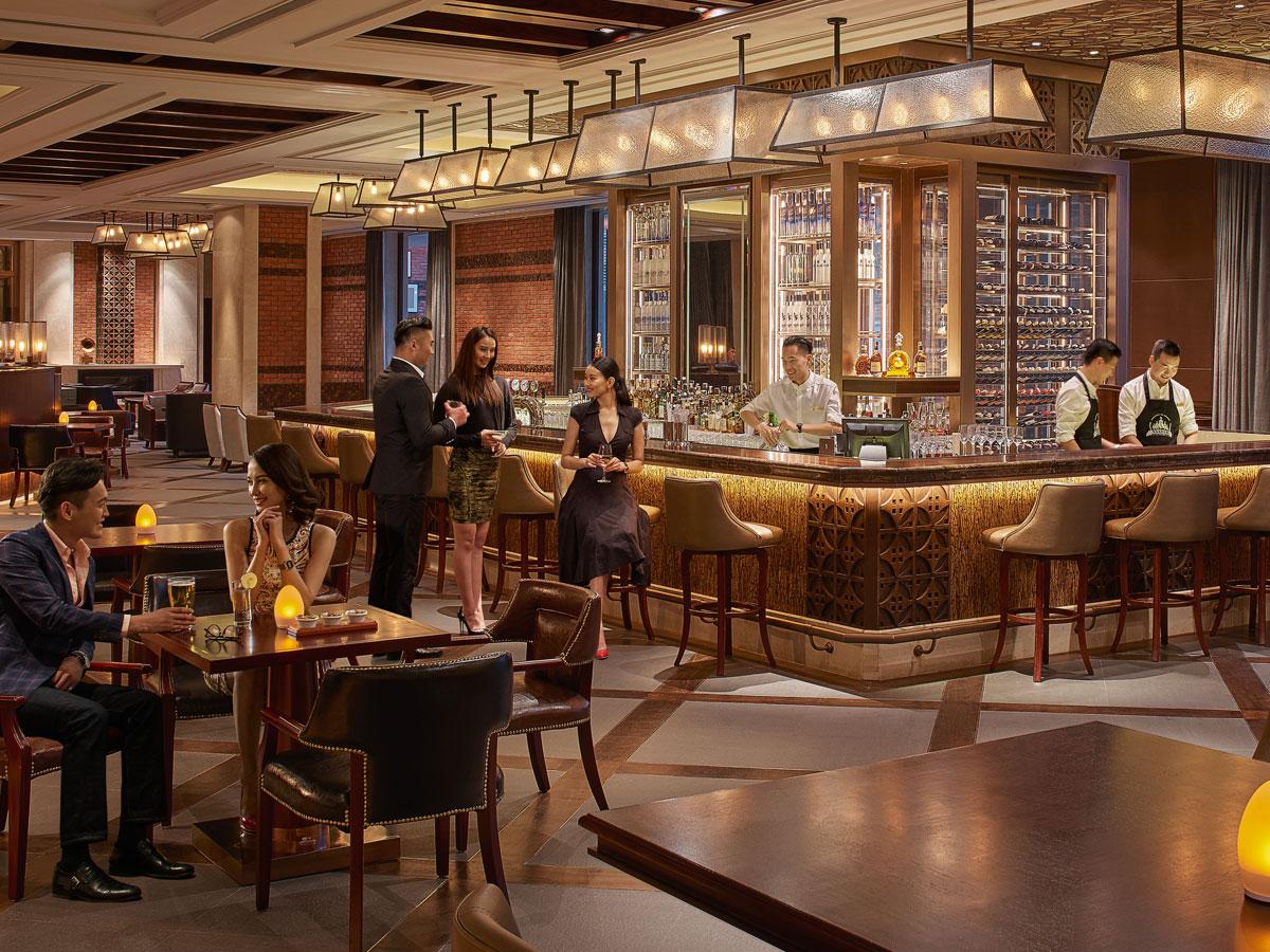 Naadam Bar & Restaurant, Shangri-La Hotel, Ulaanbaatar