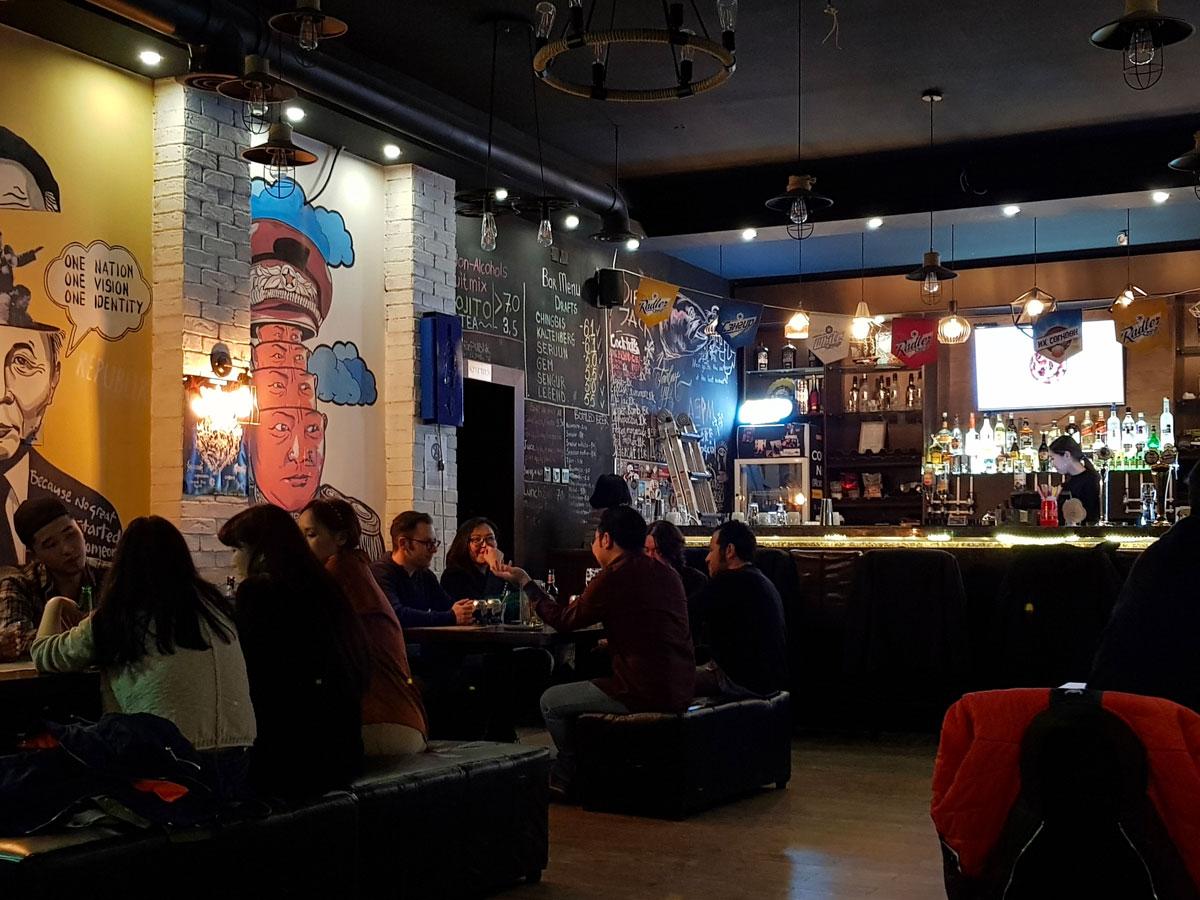 RePUBlik Lounge & Bar