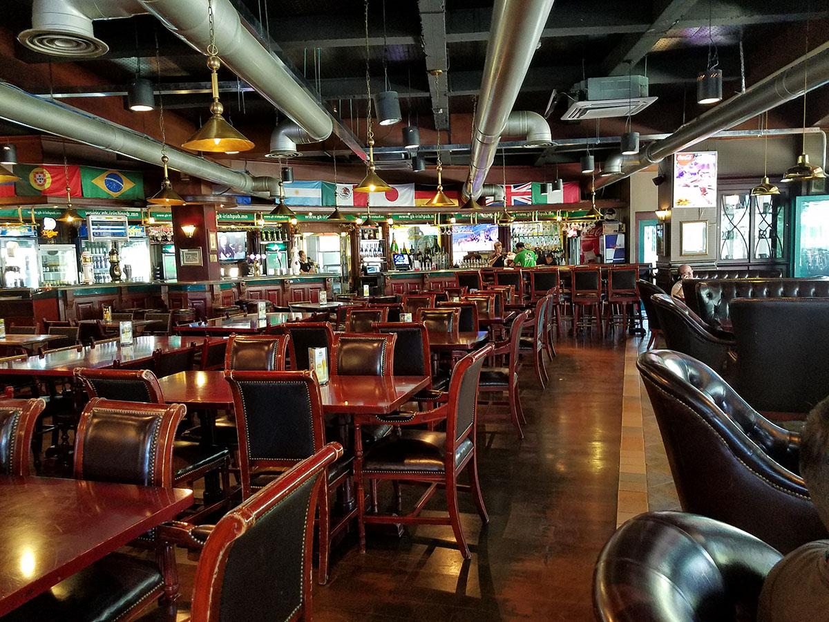 Grand Khaan Irish Pub